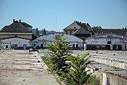 Am mittlerweile bereits vollständig abgerissenen Frachtenbahnhof soll in den nächsten Jahren ein neuer Stadtteil entstehen
