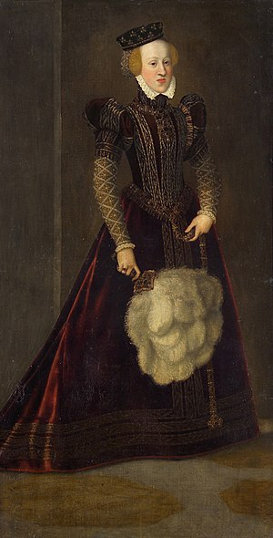 Joanna of Austria, Grand Duchess of Tuscany - Image: Francesco Terzio 006