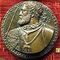Francesco da sangallo, medaglia con cosimo I e alessandro de' medici, 1570.JPG