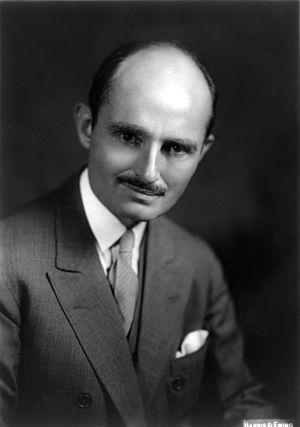 Francis Biddle - Francis B. Biddle in 1935