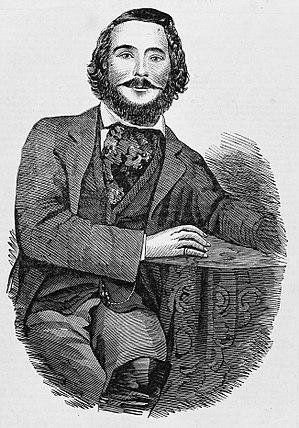 Frank Gardiner - Gardiner, 1864