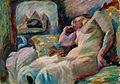 Franz-Noelken Schlafender-Weiblicher-Akt-vor-einem-Spiegel 1915.jpg