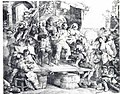 Franz Anton Maulbertsch Der fahrende Charlatan 1785.jpg