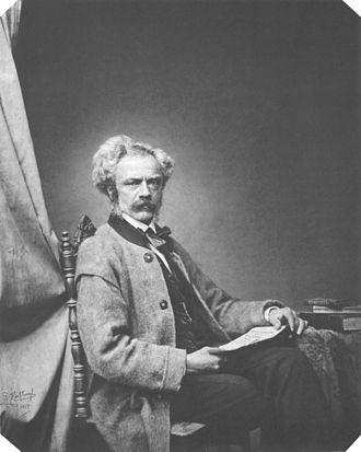 Wolfgang Franz von Kobell - Franz von Kobell (1857)