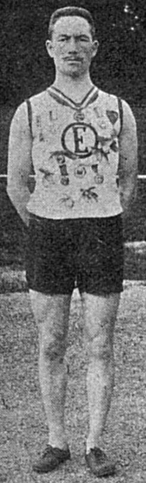 Fredrik Svanström - Fredrik Svanström circa 1908