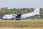 French Air Force Transall C-160 (61-ZN) at Kleine Brogel Air Base.jpg