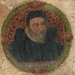 Friedrich Dedekind portrait