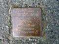 Fritzenwiese 42, Celle, 48b, Stolperstein Hulda Süsskind, 1871 geb. Graupe, deportiert 1942 Theresienstadt, tot 5.2.1943.jpg