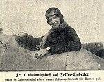 Frl. L. Galanschikoff auf Fokker-Eindecker,.jpg