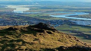 From Dumyat looking towards Grangemouth (geograph 3766267).jpg