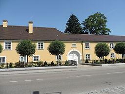 Fuggerschloss in Nordendorf