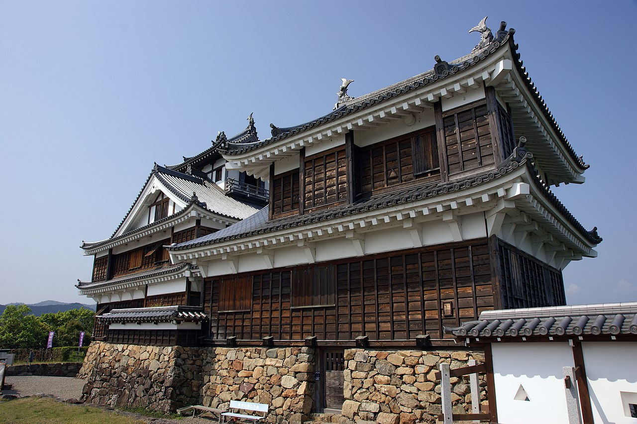 Fukuchiyama Japan  city photo : Fukuchiyama Castle, Japan Built 1579, reconstructed 1985 | Bucket List ...