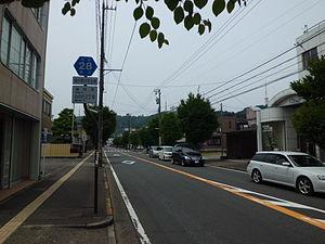福井県道28号福井朝日武生線's relation image