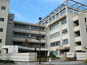 Fukuoka Hakata junior high school.JPG