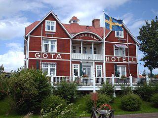 Borensberg Place in Östergötland, Sweden