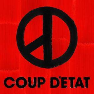 Coup d'Etat (G-Dragon album) - Image: G Dragon Coup D'Etat red cover