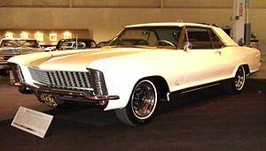 Buick Riviera - 1965 Buick Riviera GS