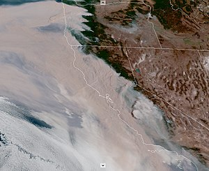 GOES17 geocolor Western US 2020-09-09 1100AM.jpg