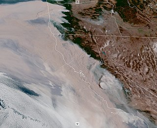 2020 Western United States wildfire season Wildfires in the United States in 2020