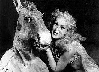 Gaby Stenberg - Gaby Stenberg as Titania in A Midsummer Night's Dream in 1944.
