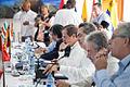 Galapagos - Ecuador 23 de Mayo del 2014. Segunda Reunión de la sesión de trabajo de la Reunión de MInistras y MInistros de Relaciones Exteriores de Los países miembros del UNASUR. (14250360022).jpg