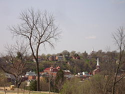 Galena Il Galena Historic District Downtown1.JPG
