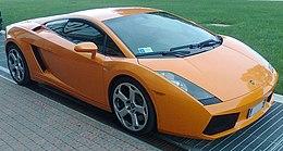 Lamborghini Gallardo Wikipedia