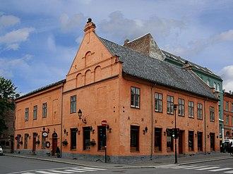 Oslo City Hall - Gamle rådhus, Oslo's former City Hall