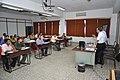 Ganga Sing Rautela Addressing - Operation And Maintenance Training Of Taramandal - NCSM - Kolkata 2011-03-28 2062.JPG