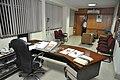 Ganga Singh Rautela Entering Director Generals Office - NCSM - Kolkata 2016-02-29 1785.JPG