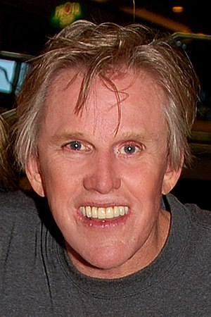 Gary Busey - Busey in September 2007.