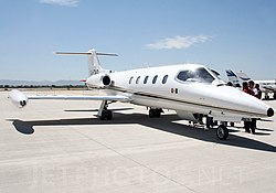 Gates Learjet 25D, Private JP7189074.jpg
