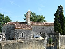 Gaugeac - Eglise Saint-Pierre-ès-Liens -1.JPG