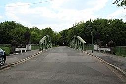Sutumer Brücken in Gelsenkirchen