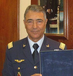 Ahmed Boutaleb - Image: General Boutaleb