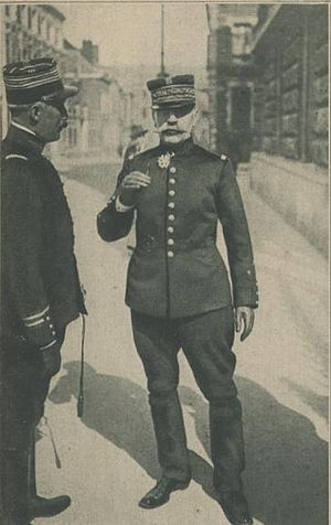 Ferdinand Foch - General Foch in 1916