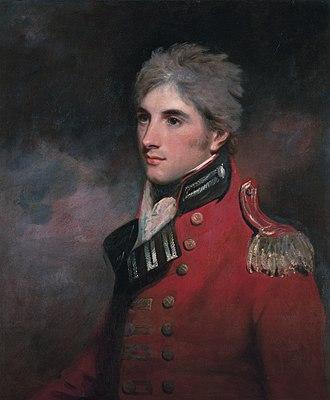George Murray (British Army officer) - George Murray portrait by John Hoppner RA