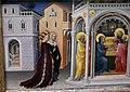 Gentile da fabriano, presentazione al tempio (da pala strozzi), 1423, 02.JPG