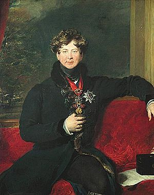F. J. Robinson, 1st Viscount Goderich - George IV