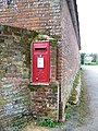 George VI Postbox, Breamore - geograph.org.uk - 1280027.jpg