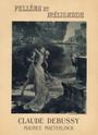 Georges Rochegrosse - Poster for the prèmiere of Claude Debussy and Maurice Maeterlinck's Pelléas et Mélisande.png
