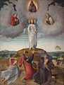 Gerard David.Transfiguration of Christ02.jpg