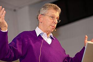 Gerard Unger - Image: Gerard Unger presentation