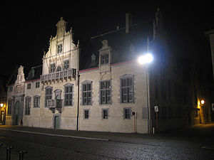 Great Council of Mechelen - The Hof van Savoye in Mechelen, seat of the Great Council between 1609 and 1792