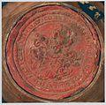 Gerner von Lilienstein, rotes Siegel 1664.jpg