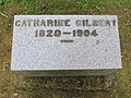 Gilbert, Lone Fir Cemetery, May 2012.JPG
