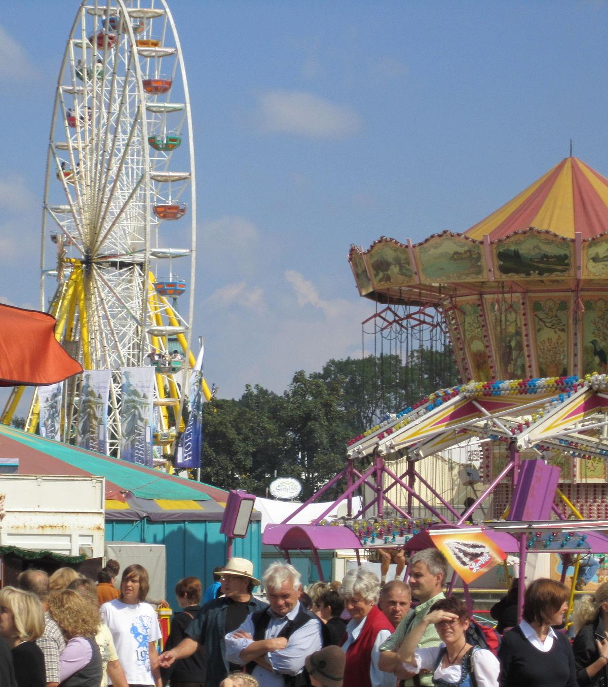 Volksfest Abensberg