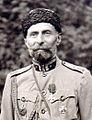 Giorgi Ivanes dze Kvinitadze - Chicovani in Tsarist Uniform.jpg