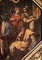 Giorgio vasari e aiuti, cosimo I studia la presa di siena, 1563-65, 05.jpg
