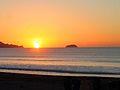 Gisborne NZ Sunrise Waikanae Beach.jpg